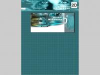 2d-werbetechnik.de Webseite Vorschau