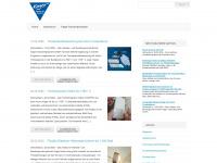 industrie-produkt.de Webseite Vorschau