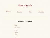 philosophybro.com