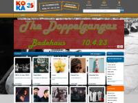 koka36.de Webseite Vorschau