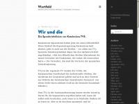 wortfeld.de