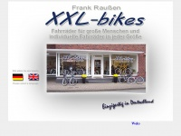 xxl-bikes.de Thumbnail