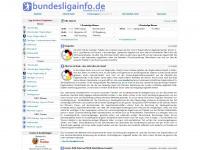 bundesligainfo.de Webseite Vorschau