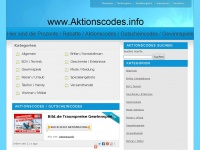 aktionscodes.info