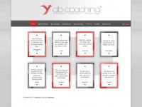 dbcoaching.de Webseite Vorschau