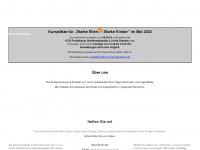 kindervereinigung-dresden.de Webseite Vorschau
