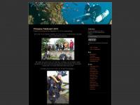 xtremediving.wordpress.com Webseite Vorschau