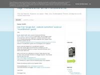 1a-netbooks.blogspot.com Webseite Vorschau