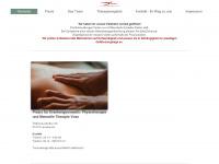 physio-lev.de Webseite Vorschau