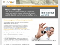 wissensmanagement-software.ch