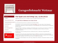 garagenflohmarkt-wettmar.de