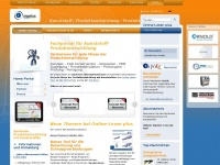 fachportal-produktentwicklung.de Webseite Vorschau