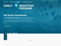 umweltinnovationsprogramm.de