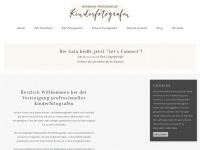 vereinigung-professioneller-kinderfotografen.de Webseite Vorschau