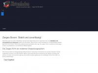 kistenladen.de Webseite Vorschau