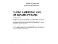 madskristensen.net