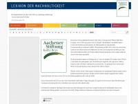 nachhaltigkeit.info