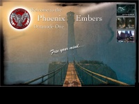 phoenixembers.com Webseite Vorschau