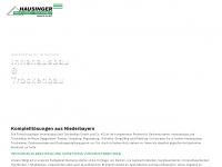 hausinger-trockenbau.de