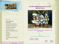 1wfg-tanzmariechen.de Webseite Vorschau