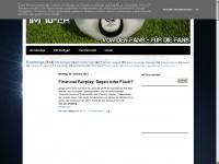 16-er.de Webseite Vorschau