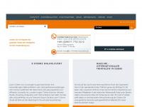 5-sterne-events.de Webseite Vorschau