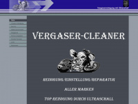 vergaser-cleaner.de Thumbnail