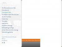 loire-radweg.org Webseite Vorschau