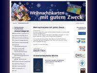 weihnachtskarten-mit-gutem-zweck.de