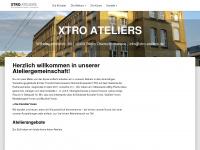 xtro-ateliers.de Webseite Vorschau
