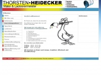 maler-heidecker.de