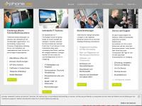phoneas.de Webseite Vorschau