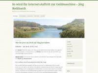 joergrothhardt.wordpress.com Webseite Vorschau
