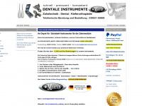 dentale-instrumente.de