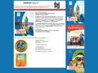 kinderstadt-freiburg.de Webseite Vorschau