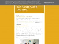 kinderuni-sommercamp-2011.blogspot.com Webseite Vorschau