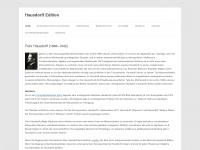 hausdorff-edition.de