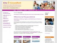 kita-gesundheit.de Webseite Vorschau