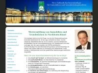 immobiliengutachten-hamburg-hh.de Webseite Vorschau
