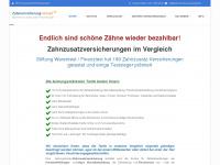 zahnversicherung-aktuell.de