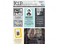 kip.co.at Webseite Vorschau