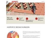 hupertz-bedachungen.de
