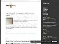 phpmonkeys.de Webseite Vorschau