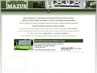 gartenmoebel-mazur.de