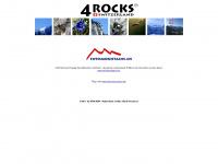 4rocks.ch Webseite Vorschau