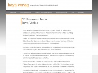 hayn-verlag.de
