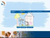 kinderhospiz-schweiz.ch Webseite Vorschau