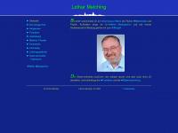 lotharmelching.de Webseite Vorschau