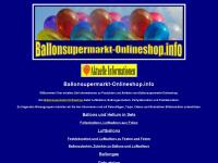 Ballonsupermarkt-onlineshop.info
