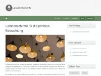 lampenschirm.info